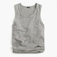 Knot-back tank top