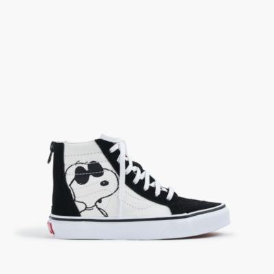 Kids' Vans® SK8-Hi zip sneakers