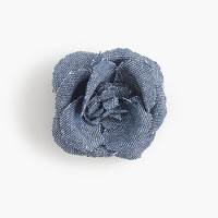 Hook + Albert™ blue lapel pin