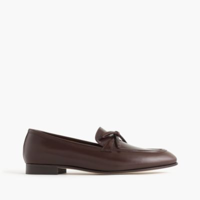 Academy loafers in leather