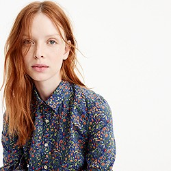 Petite Perfect shirt Liberty® Catesby floral