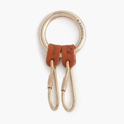 IL Bisonte® key ring
