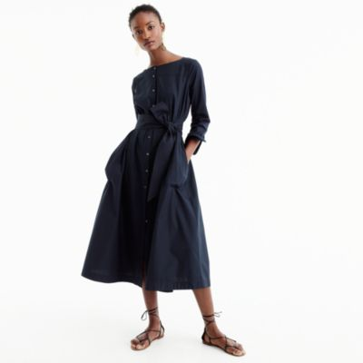 Thomas Mason® for J.Crew shirtdress