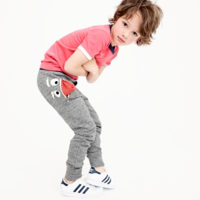 Kids' Max the Monster sweatpant in slim fit