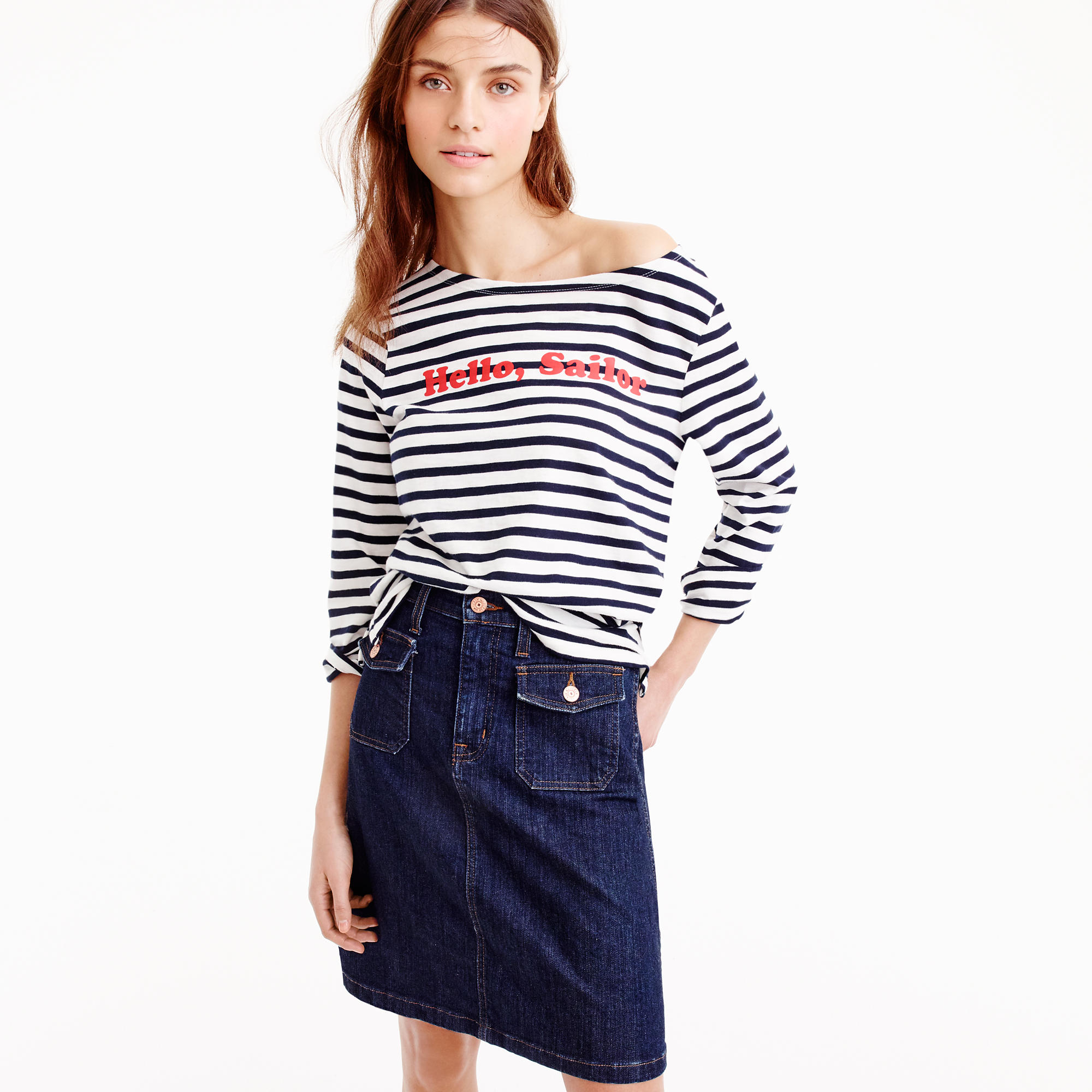 Women's T-Shirts & Tank Tops | J.Crew