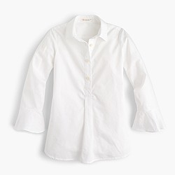 Girls' popover tunic