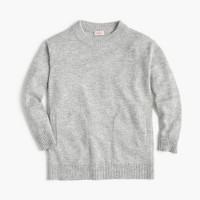 Girls' cashmere tunic