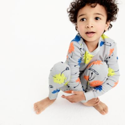 Kids' pajama set in glow-in-the-dark Max the Monster