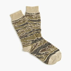 Anonymous Ism™ camo crew socks