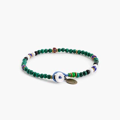 "Mikiaâ""¢ malachite bead bracelet"