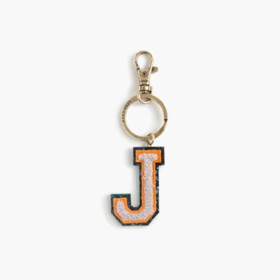Kids' letter key chain