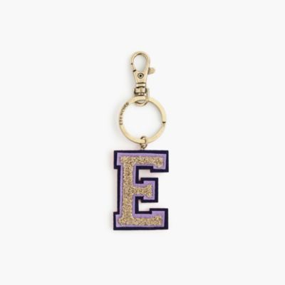 Kids' letter key chain
