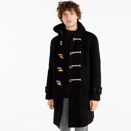Classic duffle coat with Primaloft®