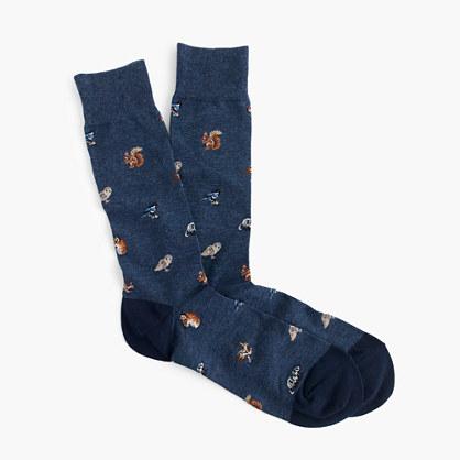 Wildlife socks