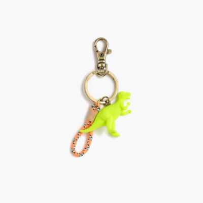 Kids' T. rex key chain
