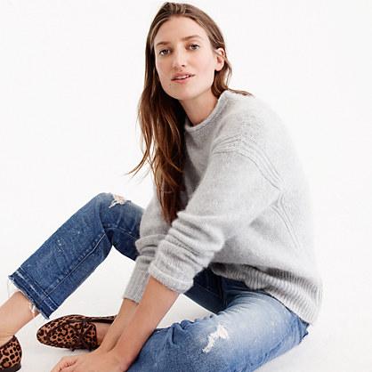 "The 1988 Italian cashmere rollneckâ""¢ sweater"