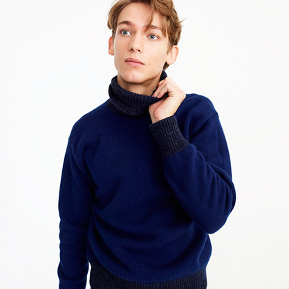 Country of Origin® turtleneck sweater