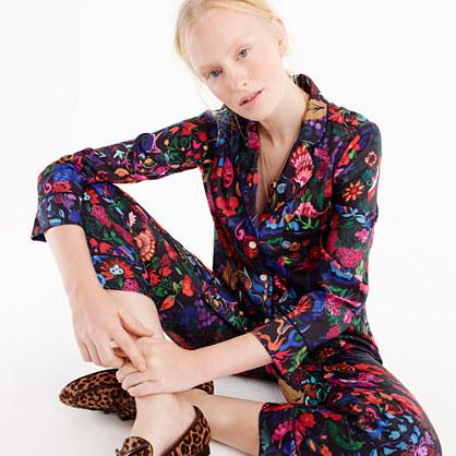 16775e4005889 Pajama top in Ratti® paisley floral